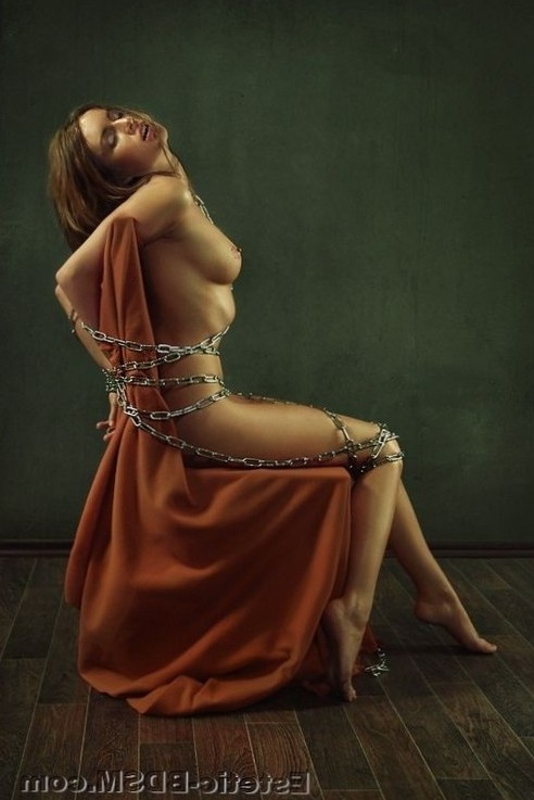 #chains #tied